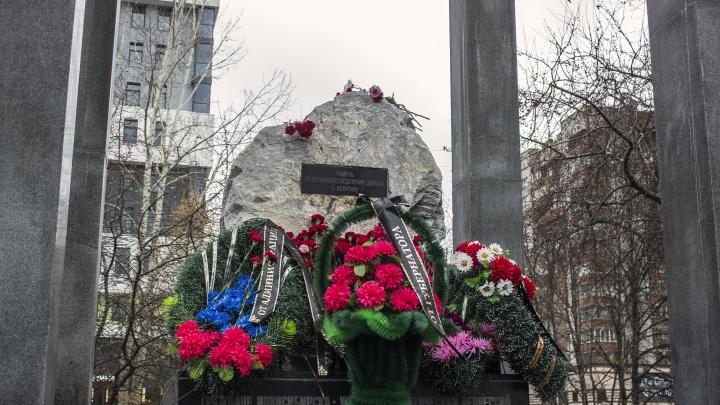 В Нарымском сквере выбрали место для памятника пропавшим жертвам расстрелов