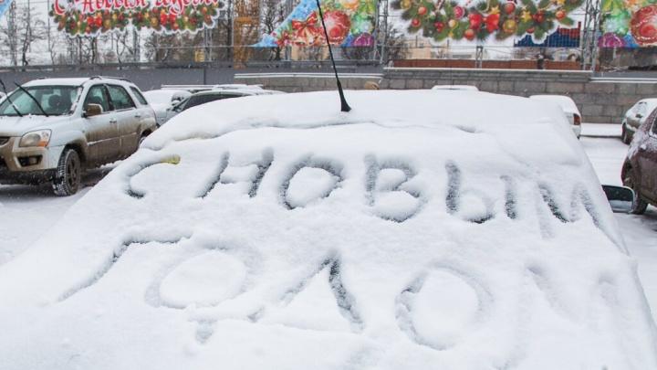 Зима будет настоящей: Волгоградскую область атакуют метели и крепкие морозы