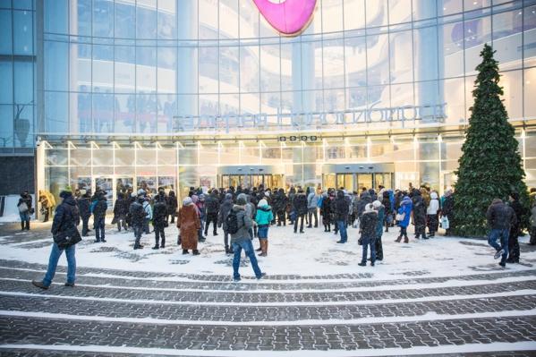 Торговые центры откроются 1 января позже, чем обычно, на несколько часов
