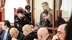 Прокурор читает обвинительное заключение. Рассказываем о деле Сорокина в режиме онлайн