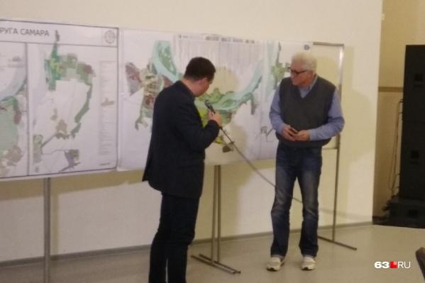 Вопрос сохранения зеленой зоны обсудили на публичных слушаниях