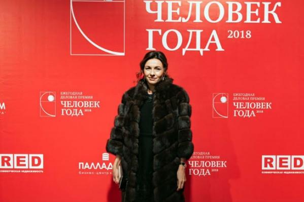 Юлия Франгулова переехала в Екатеринбург из Грозного