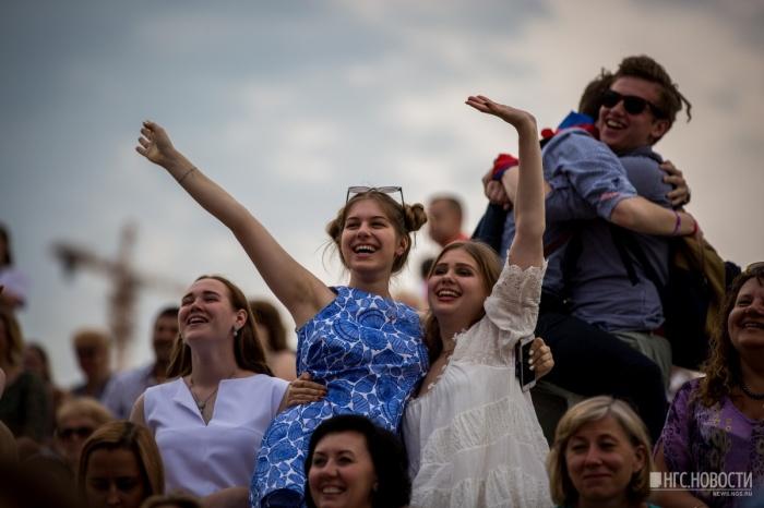 Выпускные в школах Новосибирска прошли в выходные