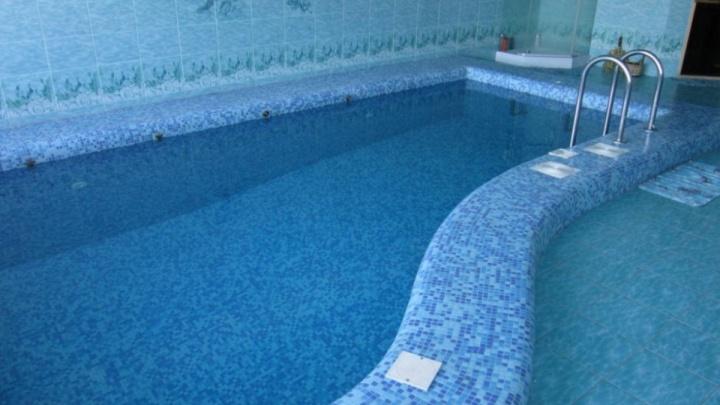 В Омской области нашли самый дорогой коттедж с бассейном за 55 миллионов