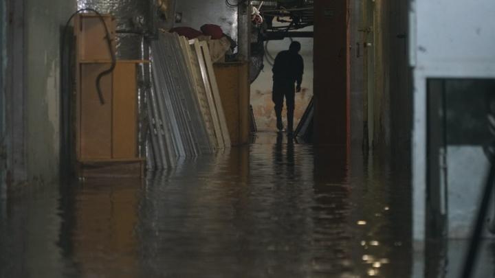 Стена треснула, в подвале вода. Рассказываем, что произошло в детской больнице № 3 в Перми