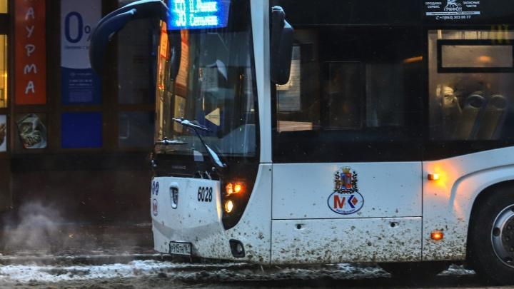 Ростовские чиновники с начала года нашли пять тысяч нарушений в работе общественного транспорта