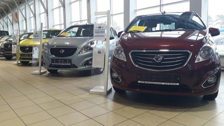 Аналоги автомобилей, ушедших с рынка из-за санкций, появились в Екатеринбурге