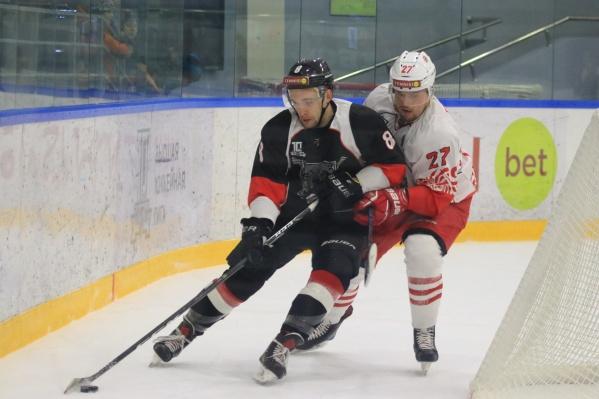 Следующую игру Ростов проведет на домашнем льду 10 февраля против «Горняка»<br>