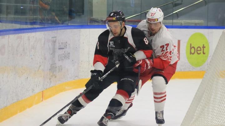 ХК «Ростов» одержал три победы подряд