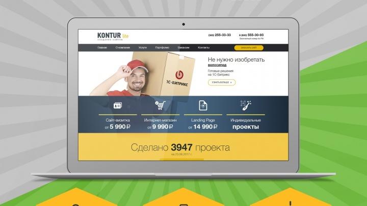 Один из лидеров web-разработки предложил качественную техническую  поддержку сайта
