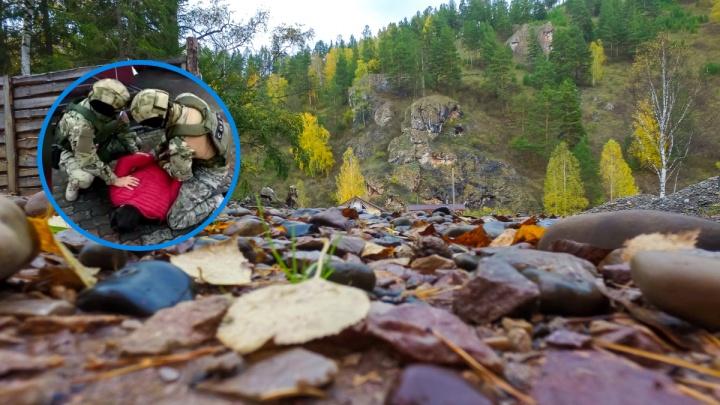 Пропавшую два дня назад бизнес-леди нашли в овраге. Из ее дома украли 3 миллиона рублей