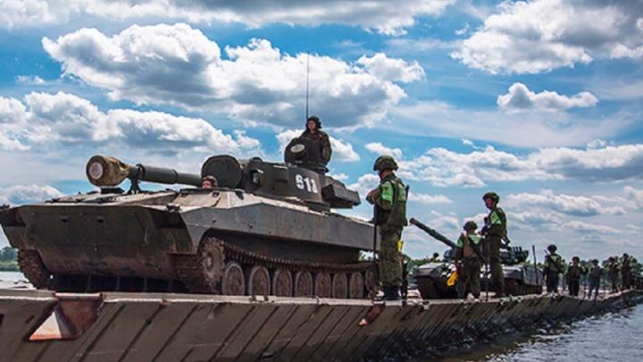 Башкирская команда показала лучший результат на армейском конкурсе