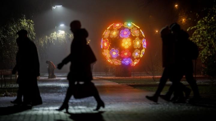 «Снег, дождь и туман»: Волгоградскую область накроет сильный ветер, а дороги покроются льдом