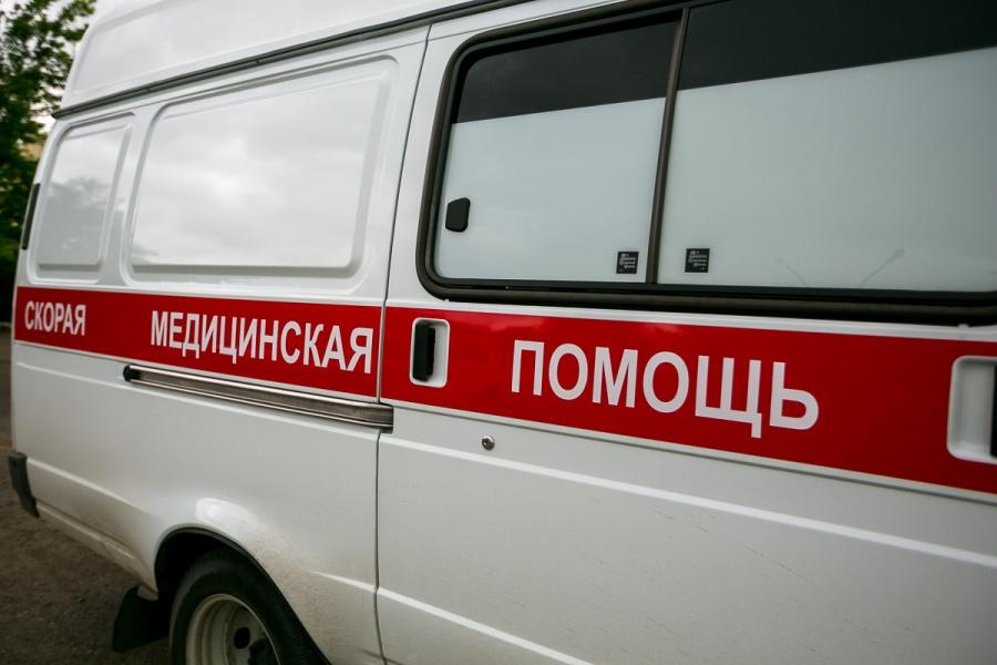 Под Сосногорском перевернулся ВАЗ-217030