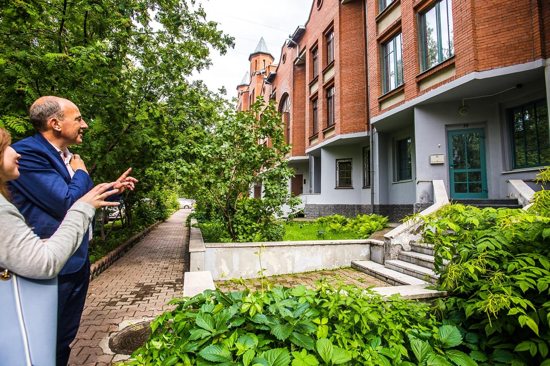 Таунхаусы в Голландии считаются самым дешёвым, но пригородным жильём