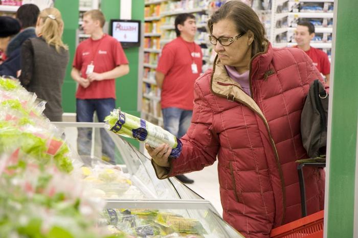 Новосибирцы тратят на продукты минимум 4074 руб. в месяц