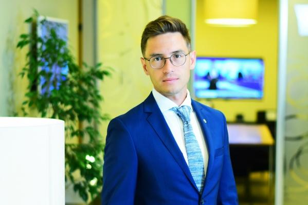 Руслан Салимов назначен управляющим Ростовским отделением Сбербанка