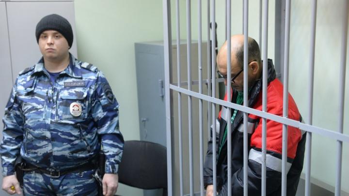 Суд отказался выпускать из СИЗО водителя, который сбил трех пешеходов на Фурманова