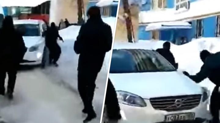 Со стрельбой! Жителя Самары отправили под суд за наезд на бойца СОБРа