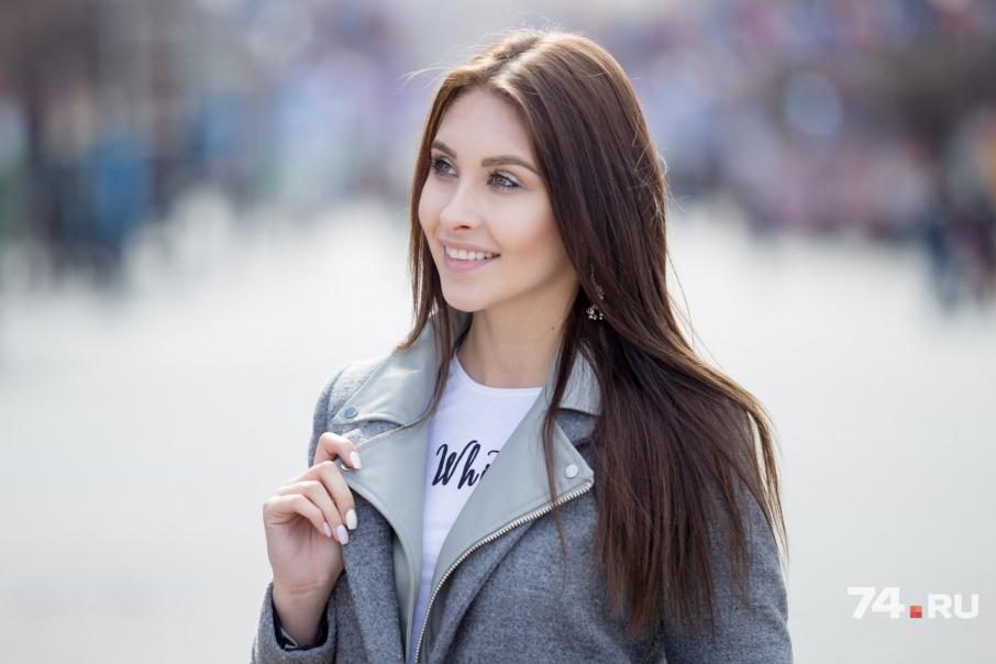 На международном конкурсе в Индии Екатерина Евдокимова была единственной представительницей России