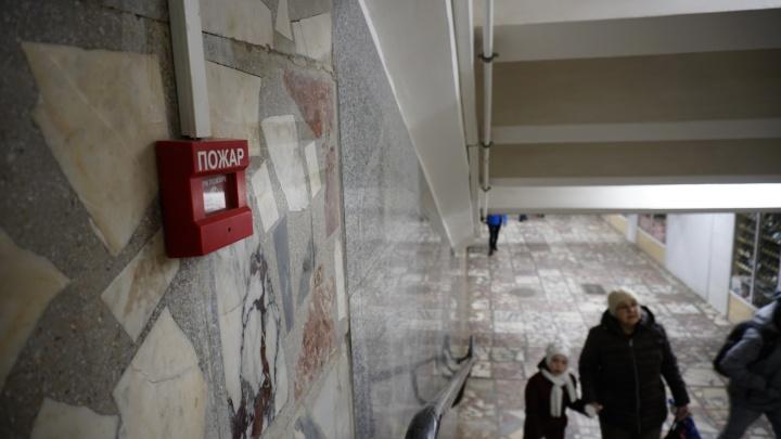Слишком много киосков: переход под часовней решили переделать из-за угрозы пожаров