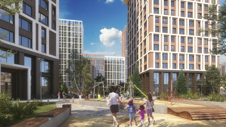 Огромный проект: каким будет квартал с жилыми небоскребами и семейными планировками у ЦПКиО