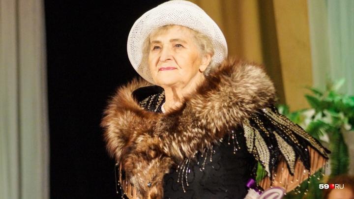 «Главное — не место, а что мы вместе»: в Перми выбрали «Бабушку года»