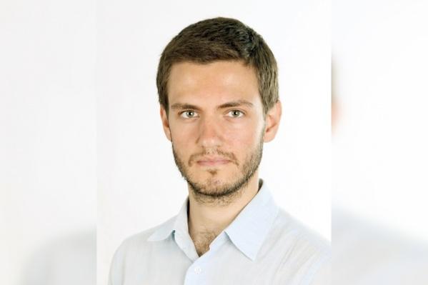Павел Чумак — сын ректора Международного института рынка