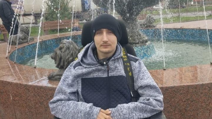 «Я сильно зависел от девушки»: новосибирец добился от государства коляски за 1 миллион