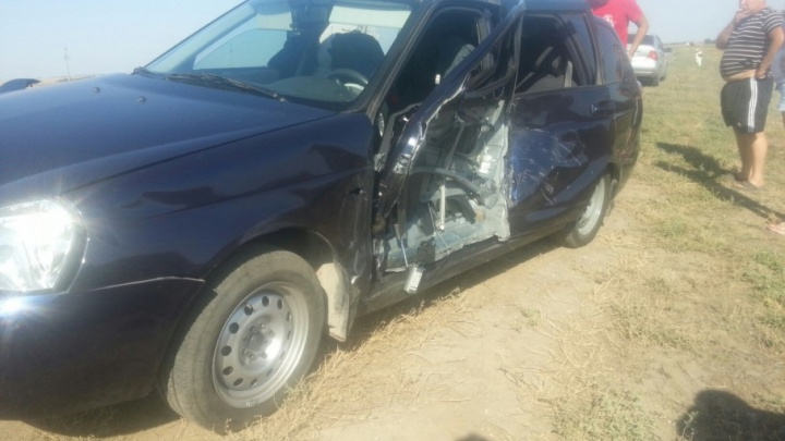Уроженец Башкирии чудом спасся на трассе от сорвавшихся с КАМАЗа колёс