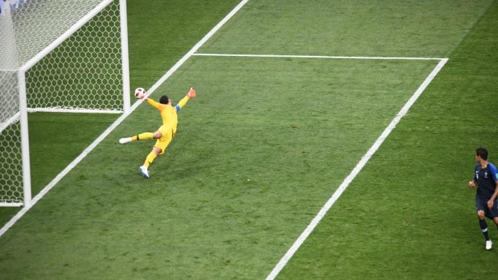 Это был лучший чемпионат мира: смакуем кадры фантастического финала в «Лужниках»