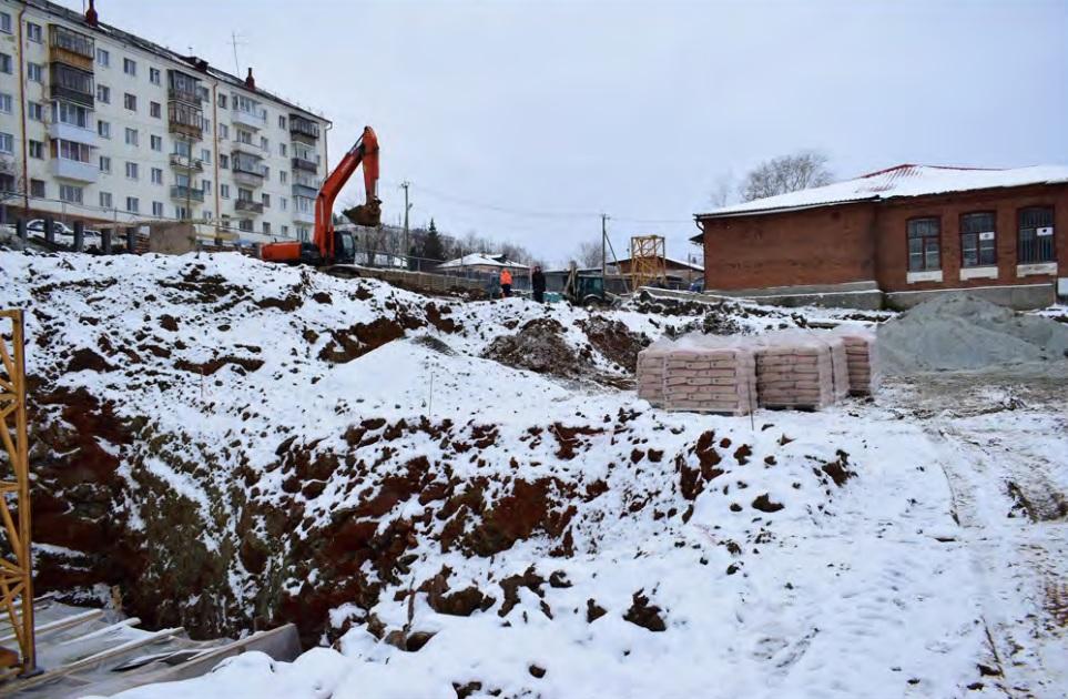Рядом со 104-летней школой-памятником на Щербакова построят две жилые башни