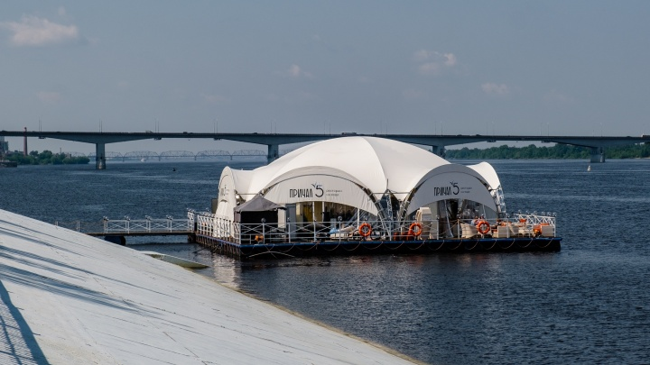 Пермский ресторан на воде «Причал № 5» снова открывается: суд отменил запрет на работу