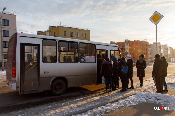 Горожан пообещали развозить на новой маршрутке