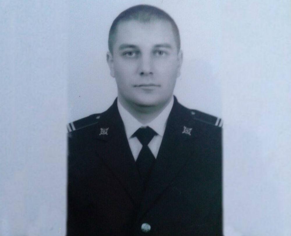 Евгений работал во вневедомственной охране по Еткульскому району