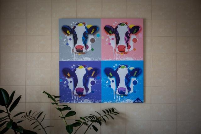 Молоко — главная гордость «Русского поля»: его закупает корпорация Danone и считает лучшим среди всех своих поставщиков