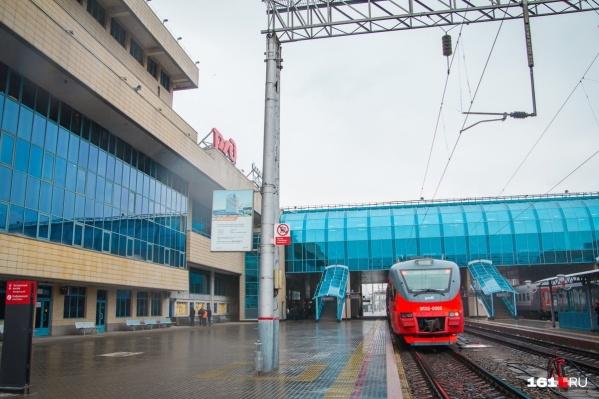 На восстановление железнодорожных путей может потребоваться до трех суток