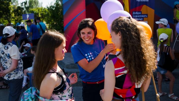 «Ростелеком» выступил партнером праздничного мероприятия ко Дню России в Волгограде