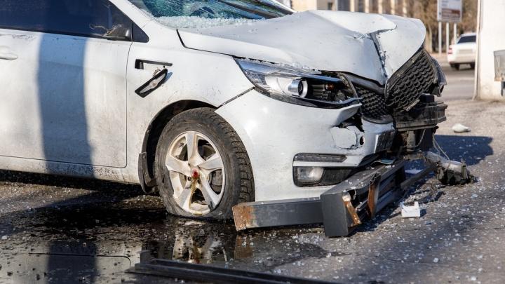 «Просили назначить ей штраф»: в Волгограде вынесли приговор уснувшей за рулем автомобилистке