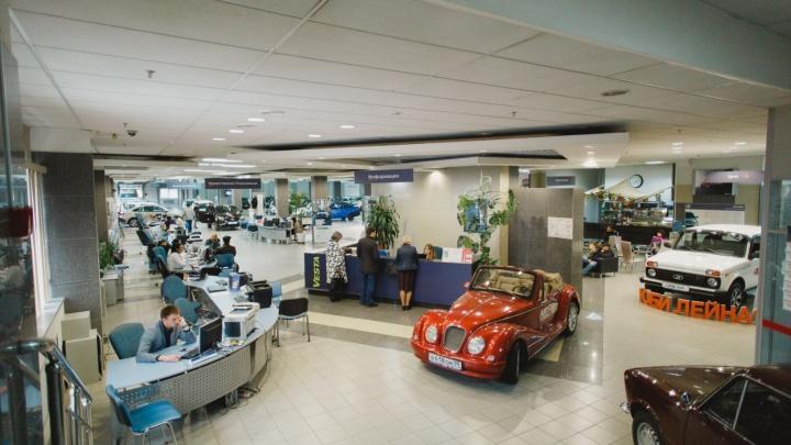 Где и как выгодно купить LADA: екатеринбургский автосалон пригласил горожан на торжественное открытие