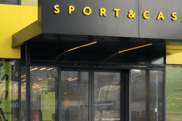 В магазине официального экипировщика ОКР челябинской конькобежке не хватило обмундирования