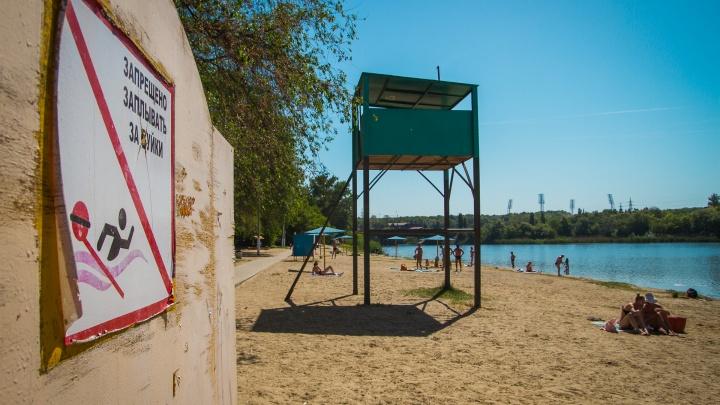 В перестрелке на пляже в Ростовской области пострадали два человека
