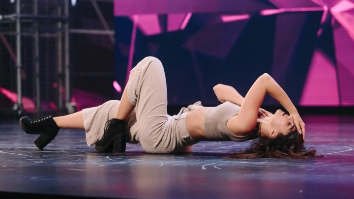 Пермячка приняла участие в телевизионном шоу «Танцы» на ТНТ — она показала хореографию на каблуках