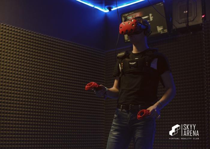 Виртуальный мир стал реальностью для жителей Новосибирска
