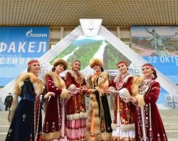 В Уфе проходит фестиваль «Факел» самодеятельного творчества работников газовой отрасли России