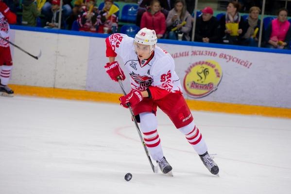 Восьмой тур Высшей хоккейной лиги прошел в Нур-Султане