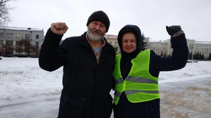 Полиция должна выплатить 15 тысяч активисту из Архангельска за задержание на пикете