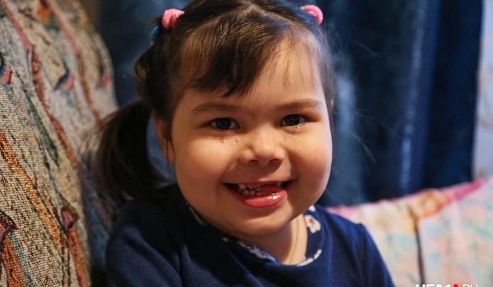 Мама смертельно больной девочки из Уфы обратилась к Радию Хабировус призывом спасти ее ребенка