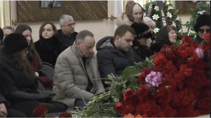 Екатеринбург прощается с бывшим вице-мэром Евгением Липовичем