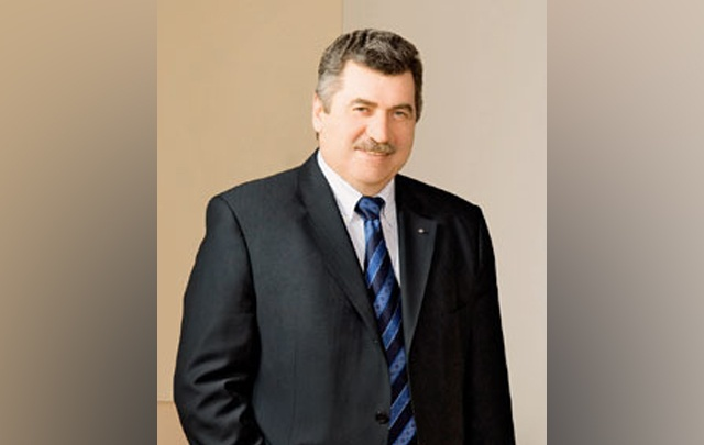 Николая Тарана наградили за заслуги перед Самарской областью